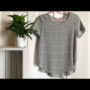 Pleione blouse from Nordstrom.